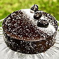 Black and white (l'entremet caraïbes de yann couvreur)