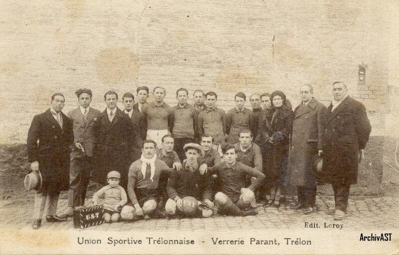 1920 - Verrerie Parant