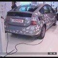 Salon de francfort : les futures « voitures propres » ?
