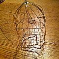 La cage et l'oiseau, cadeau de 100 ans...