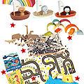 Idées cadeaux de noël pour enfant de 2 ans & plus