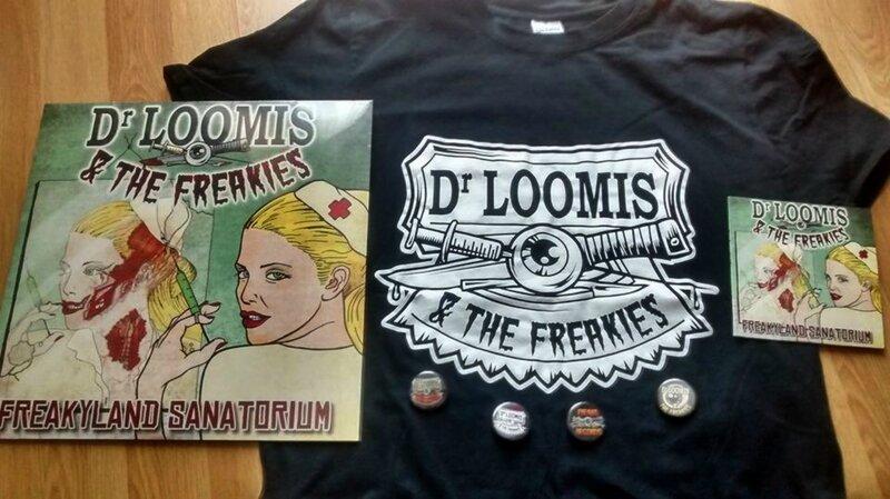 dr loomis album