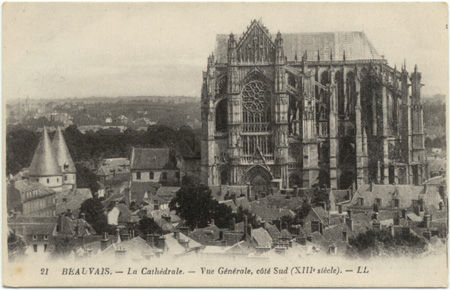 60 - BEAUVAIS - Cathedrale 2