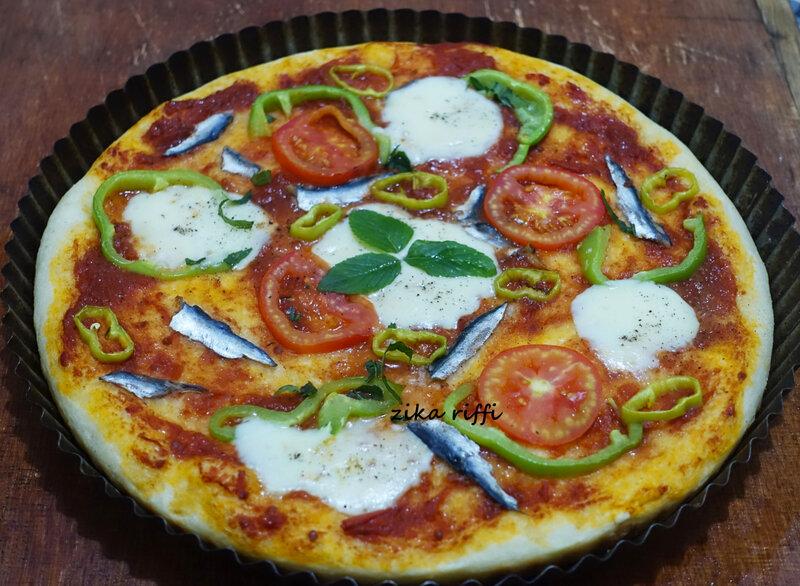 pizza italienne ) la bônoise à la plancha 3