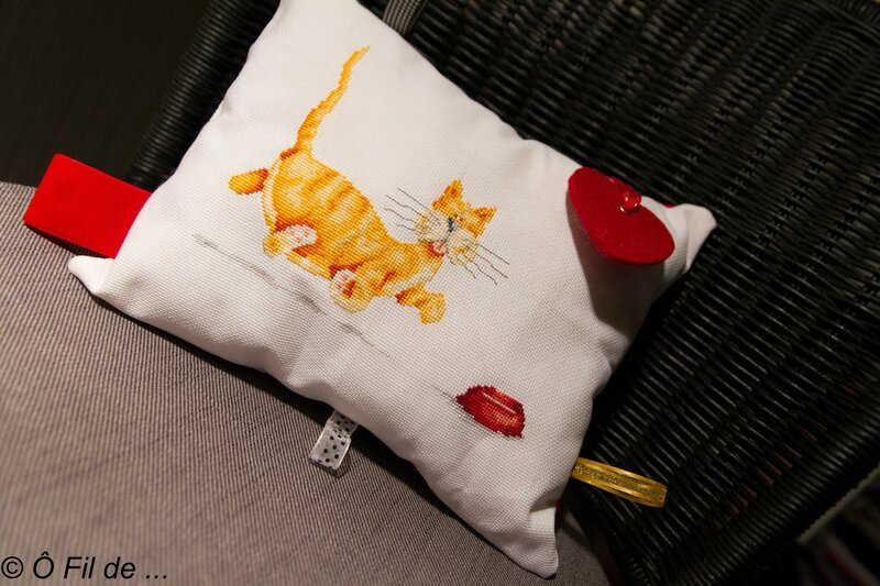 coussin chat 2