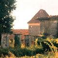 Les fondations de la maison de mondenard de roquelaure