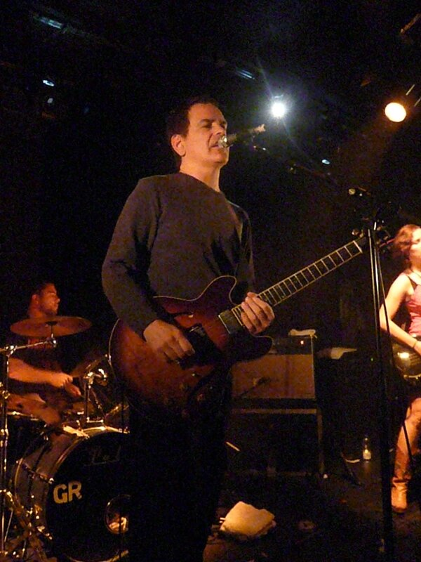 2007 11 The Wedding Present Maroquinerie 017