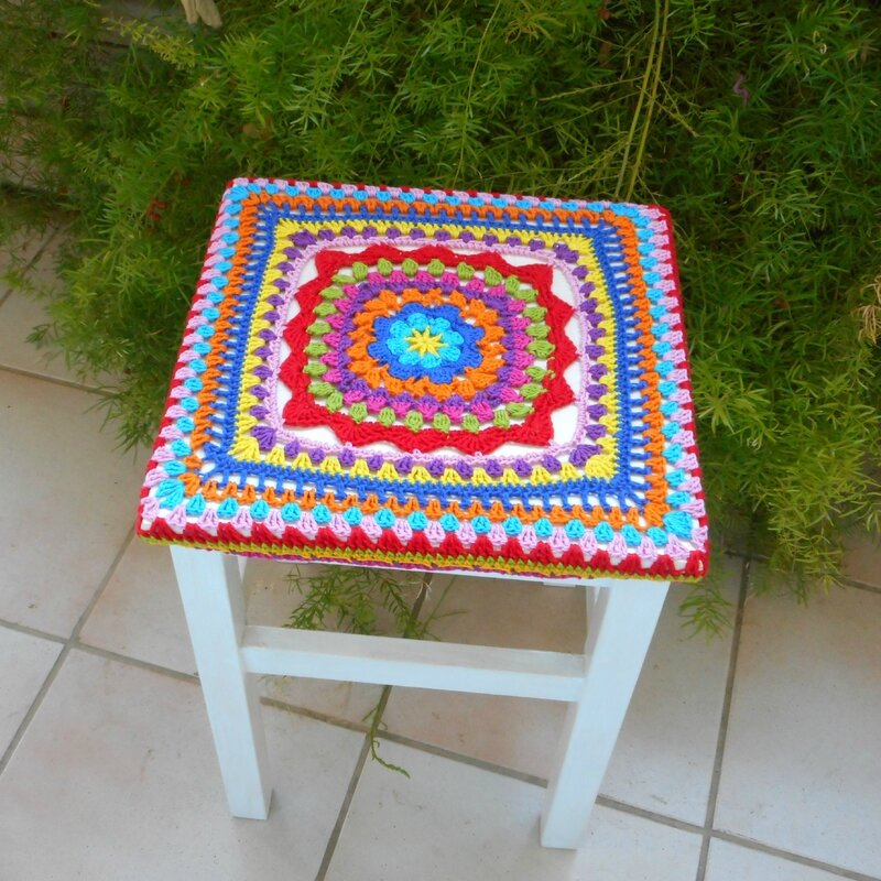 tabouret gipsy