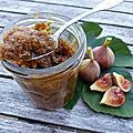 Crufiture de figues aux graines de chia