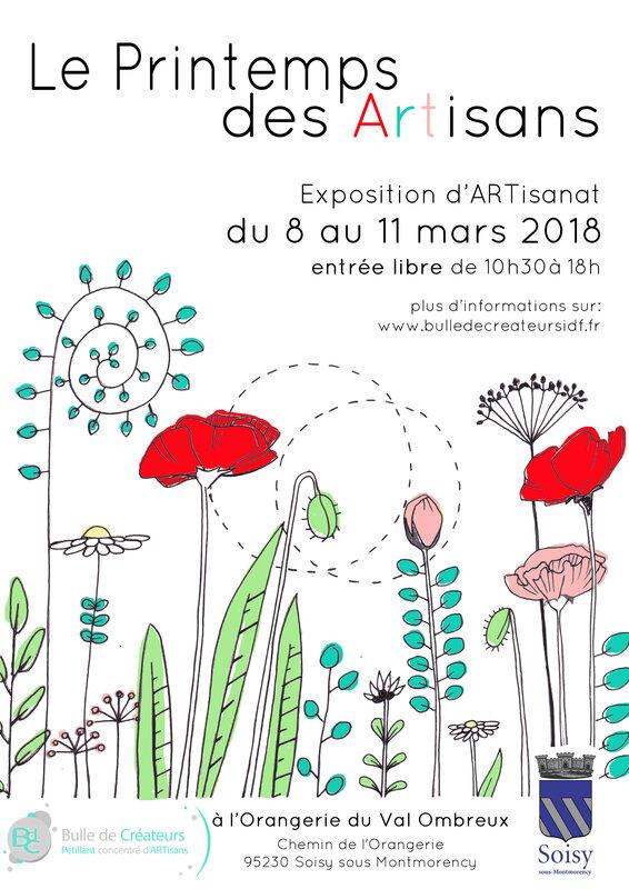 printemps des artisans 2018