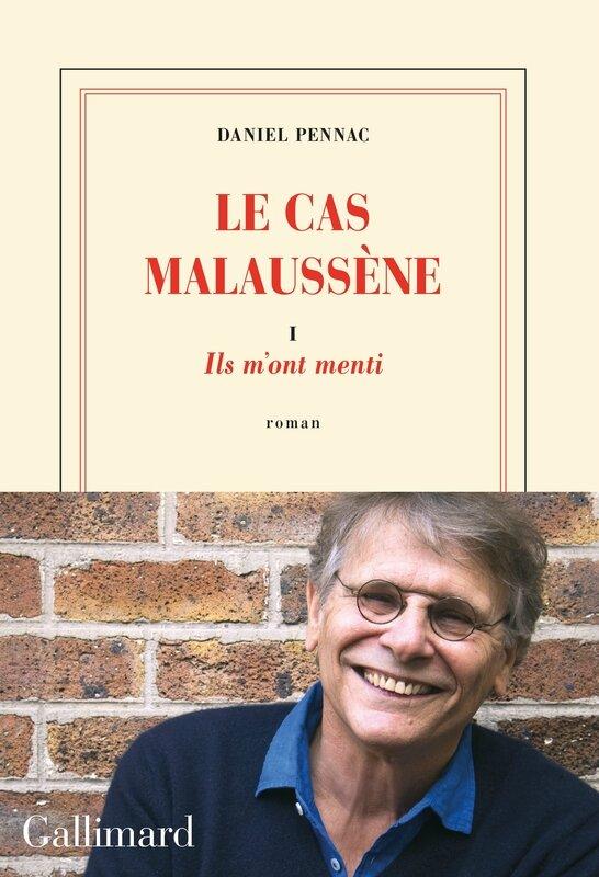 PENNAC Daniel COUV Le cas Malaussène 1_Ils m'ont menti