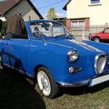 Glas goggomobil ts 400 coupe cabriolet - 1957 / 69