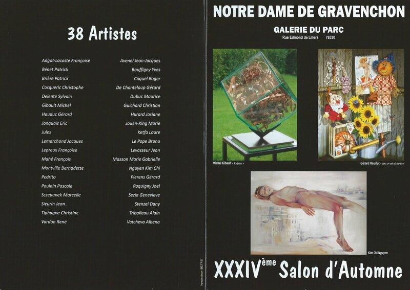 XXXIVeme salon d'automne de NDG-1
