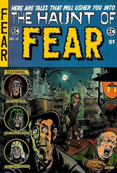 EC classic reprint 04 the haunt of fear 12