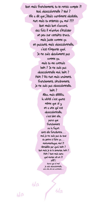 Obsession_Texte