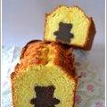 Cake caché, la surprise est à l'intérieur.