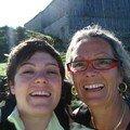 ME et Gisele - Trajet St alban sur Limagnole - Aumont Aubrac