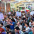 1999 - les etudiants iraniens veulent plus de liberte !
