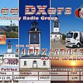qsl-FRA-387-Pen Men lighthouse