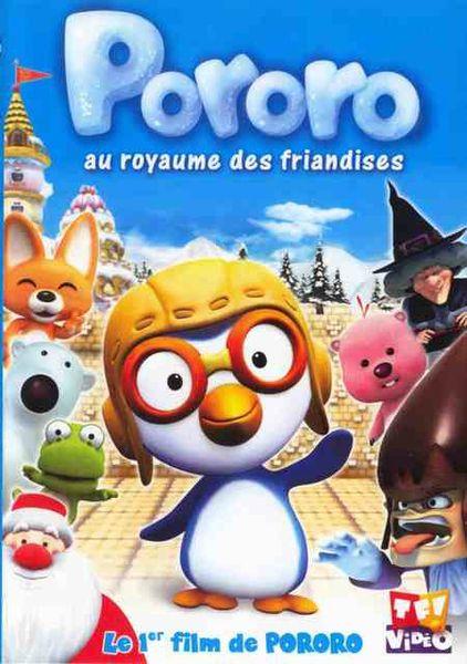 Pororo le Pingouin au royaume des friandises