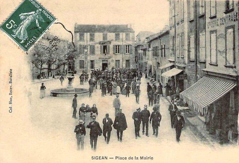 Sigean mairie (2)