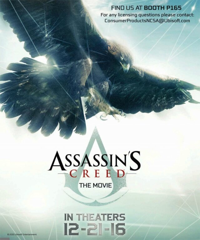 Affiche 2 - ASSASSIN'S CREED