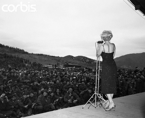 1954-02-18-korea-45th_division-sing-by_walt_durrell-1