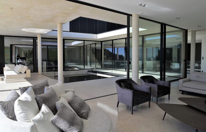 Décoration interieure aix en provence - maison contemporaine aix en provence