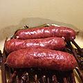 Viande : diots aux sarments de vigne (recette savoyarde)