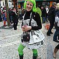 Carnaval la louvière 2012 - plic ploc