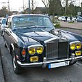 Rolls-royce silver shadow (1965-1977)