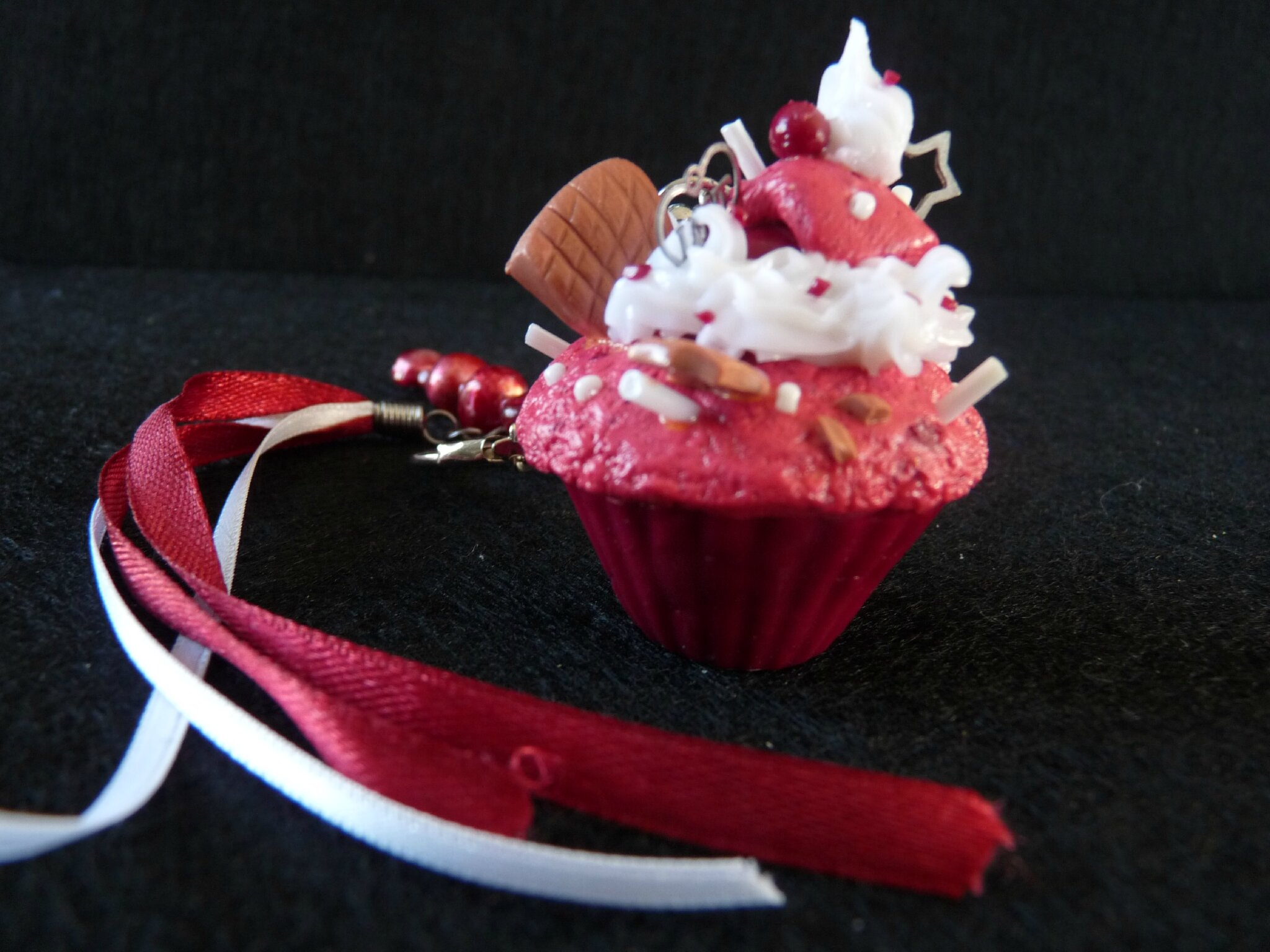 cup cake rouge