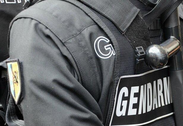 Gendarmes mobile manif