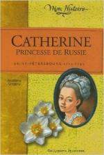 Catherine princesse de Russie couv