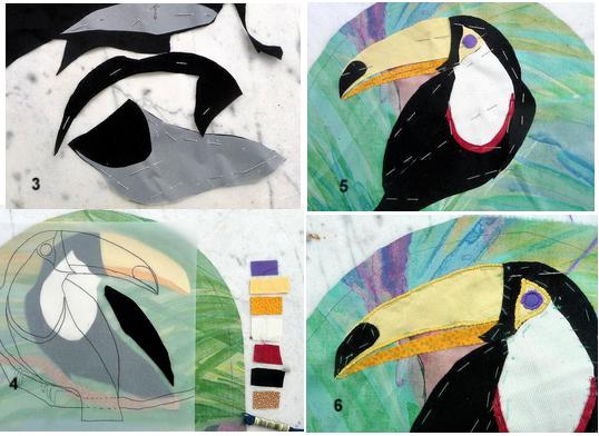 capture expli toucan