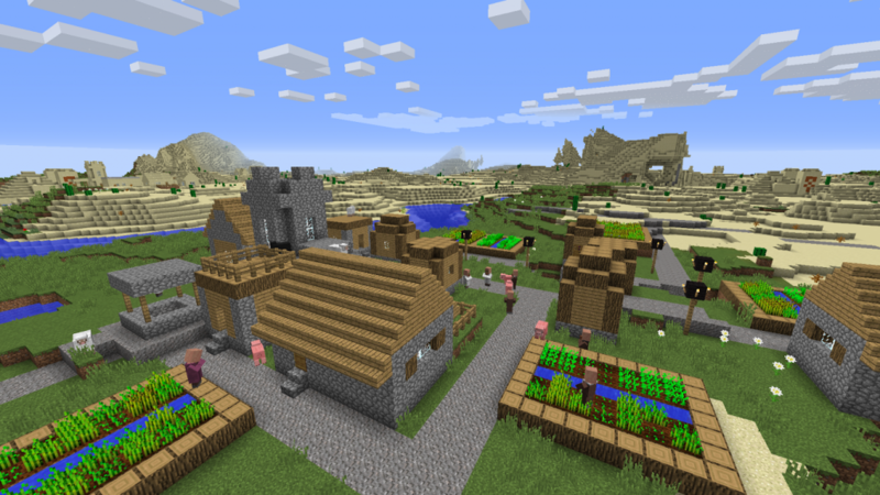 villageminecraft2