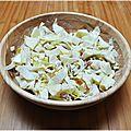 Salade de rentrée
