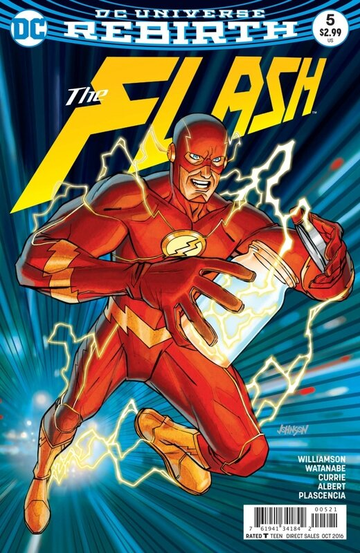 rebirth flash 05 variant