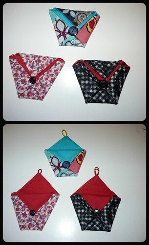 7 couture en origami