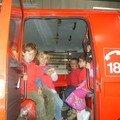 2007, session été, juillet S28, chez les pompiers