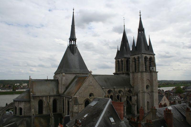Blois - Eglise St Nicolas7