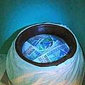 Canari magique d'argent