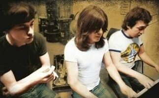 Angus, Malcolm & George Young