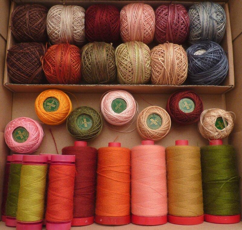 Fils pour lainage appliqué