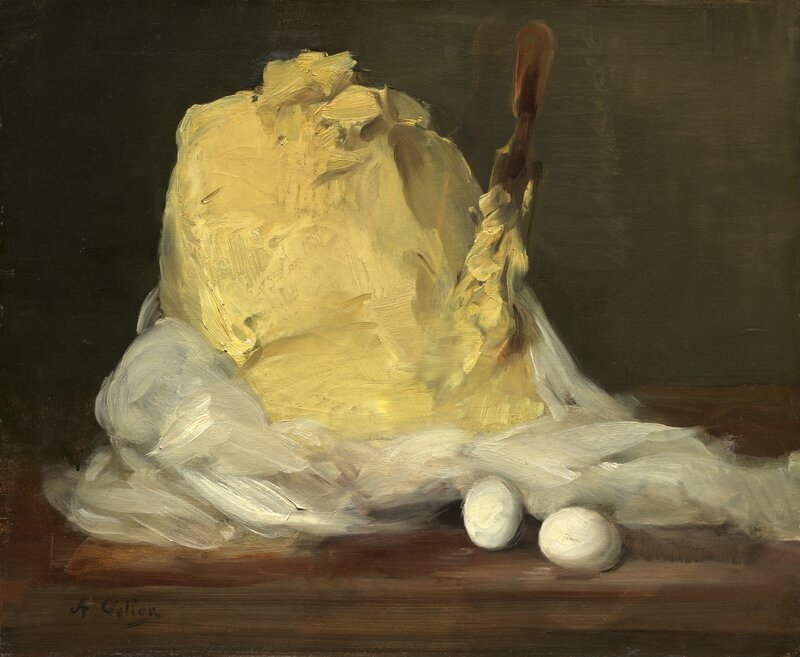 Antoine_Vollon_-_Mound_of_Butter_-_National_Gallery_of_Art