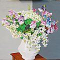Un bouquet de fleurs !!!