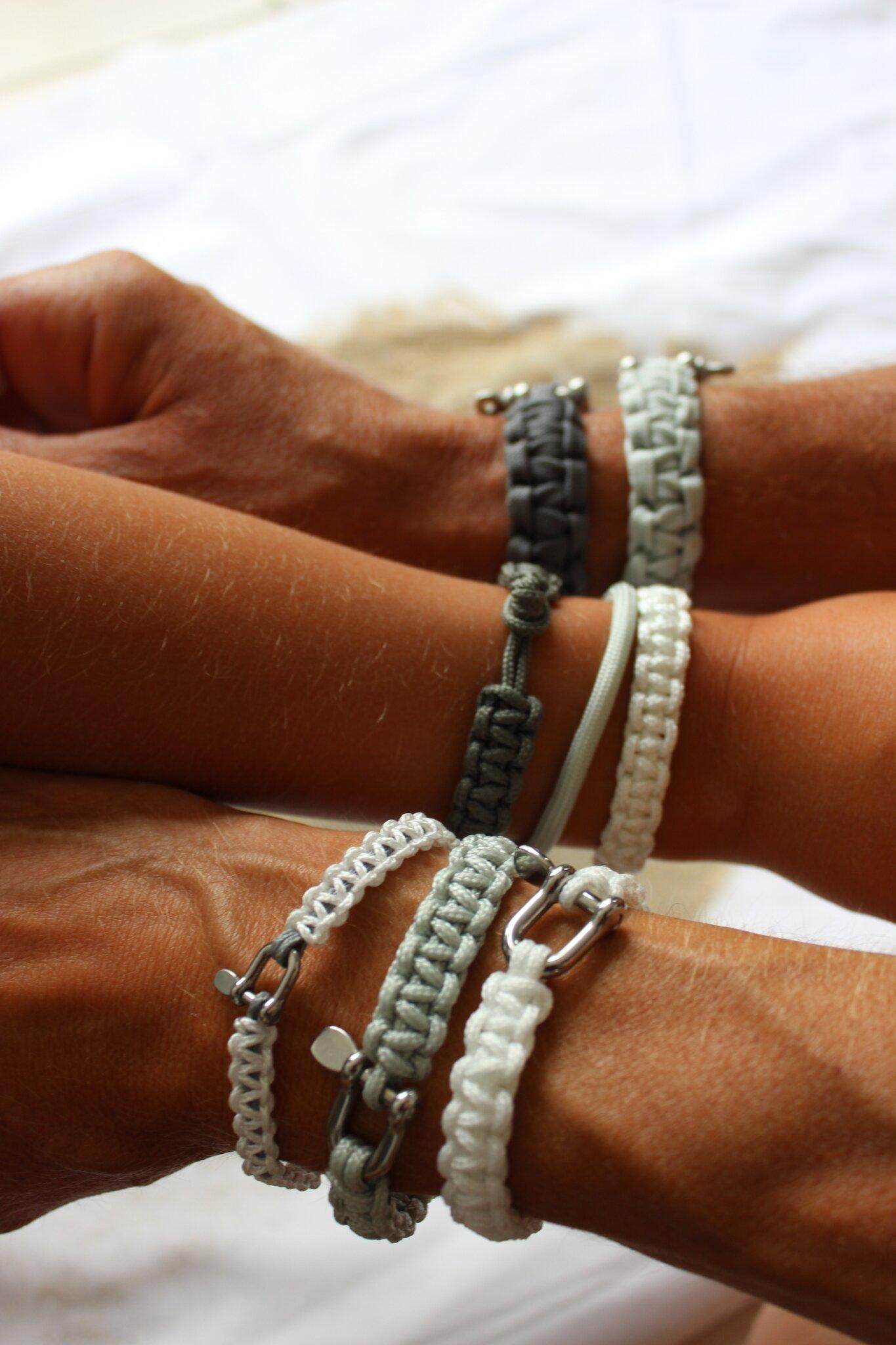 sélection mondiale de mieux aimé haut de gamme véritable Bienvenue sur mon site d'exposition de bracelets de survie ...