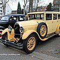Talbot type M67 11HP-Six de 1928 (Retrorencard mars 2012) 01