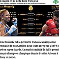 Hommage à la boxe française