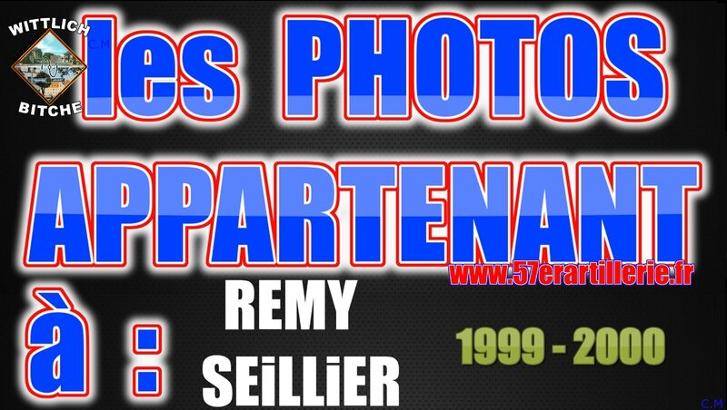 les PHOTOS APPARTENANT à REMY SEiLLiER